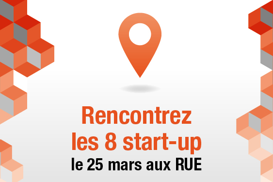 Rencontre start up